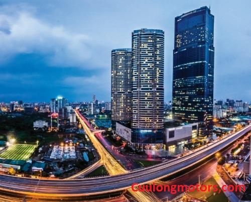 Xe Tải Phát triển Hạ Tầng Đô Thị