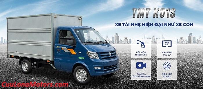 Xe Tải Nhỏ TMT K01S
