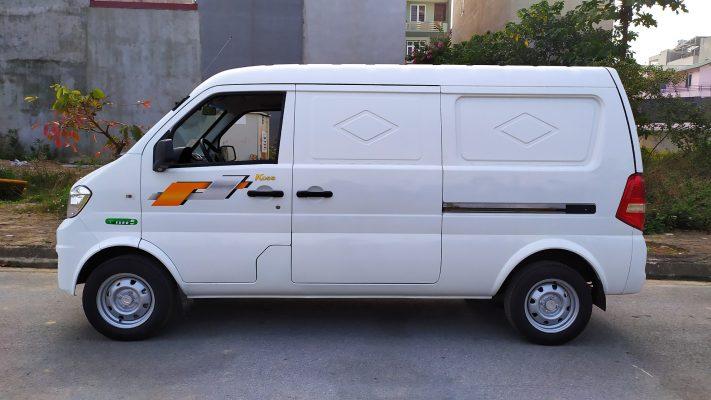 xe van TMT K05S 2 chỗ